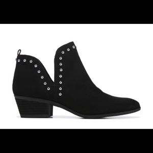 Circus by Sam Edelman booties w studded accents.